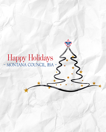 Happy Holidays From Montana Council 2019